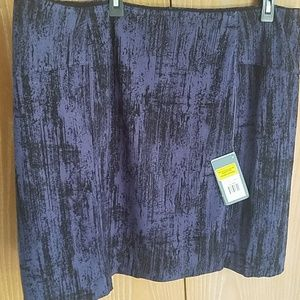 Lysse hourglass SHAPING skirt, NWT sizes 2X & 3X